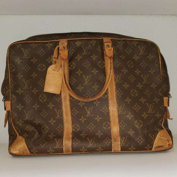 Louis Vuitton Handbags - Vintage Authentic Louis Vuitton briefcase